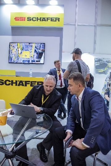 CeMAT RUSSIA SSI Schafer