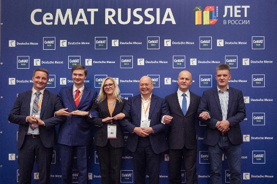 CeMAT RUSSIA_Press-conference