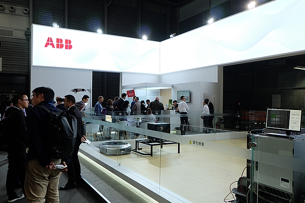 ABB CeMAT RUSSIA business delegation